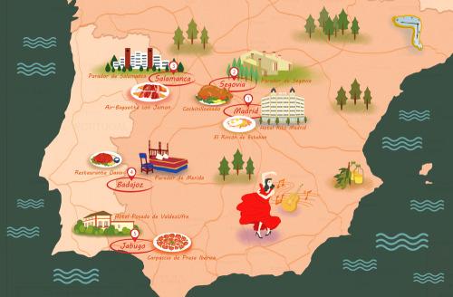 西班牙美食地图:搜罗最诱人的西班牙菜