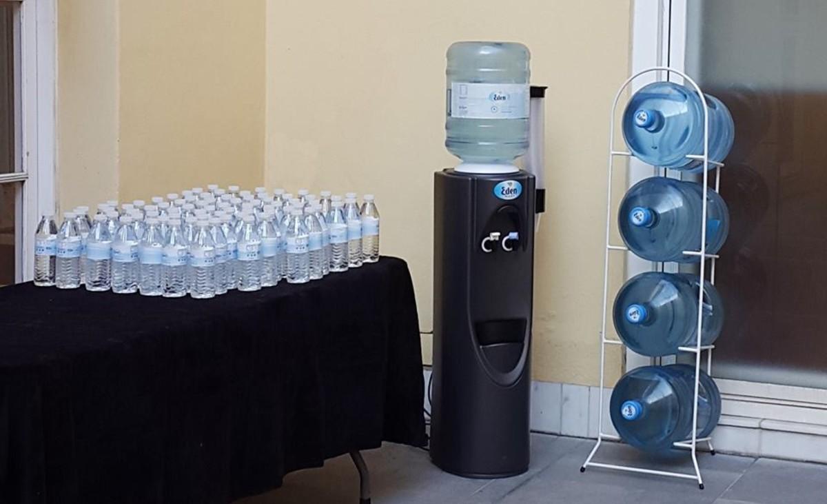巴塞桶装水污染 肠胃炎患者超两千