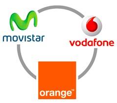 Movistar, Orange和Vodafone本月起再涨价