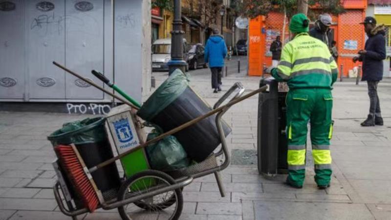 马德里将拥有带GPS的智能垃圾箱和电动垃圾车