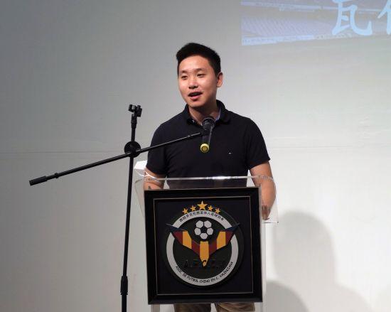 瓦伦西亚大区华人足协常务第一副主席邓武