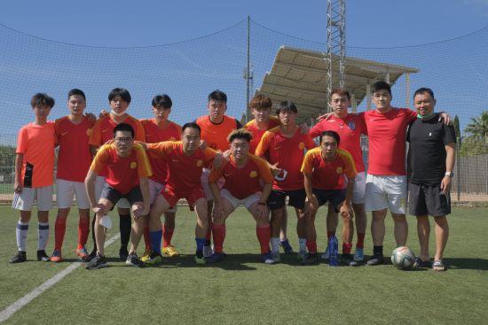 Alicante华人代表队