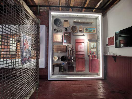 银鱼巷微型博物馆