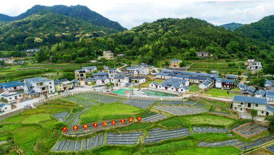 梅州市平远县上举镇畲脑村。广东省农业农村厅 供图