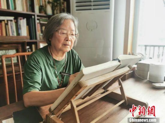 中新社记者 白祖偕 摄